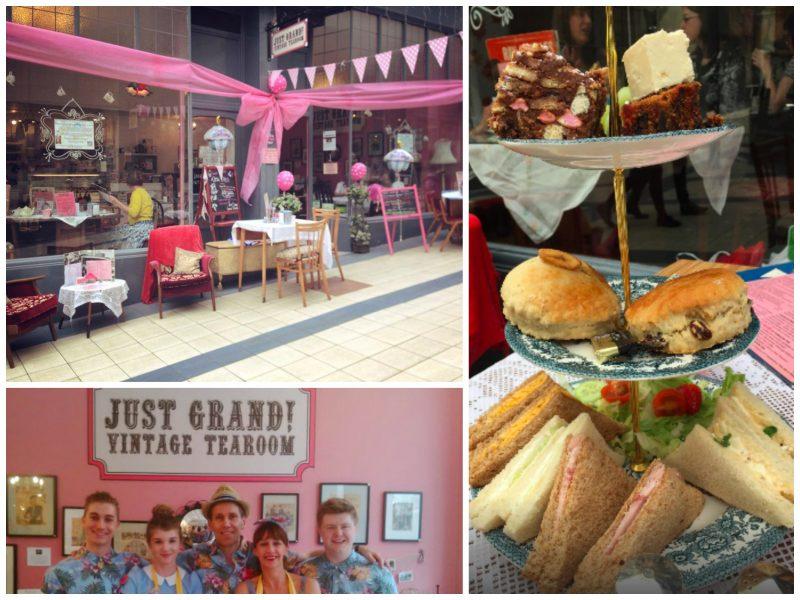 Just Grand Tea Rooms Leeds