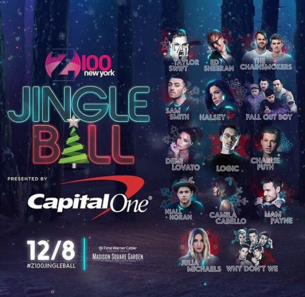 Jingle Ball  New York City Tickets